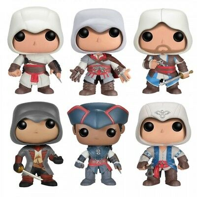 Movie 2016, toy nouveau Assassin/'s Creed-Ojeda-Funko pop