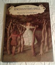 The Enchanter's Spell:  Five Famous Tales, 1st US Edition, F/F, Gennady Spirin
