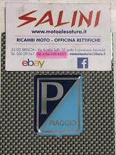 Adesivo Scudetto OLD Piaggio in resina 3D - Sticker
