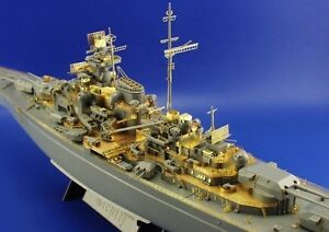 eduard 53004 1/350 Ship- Tirpitz for Tamiya