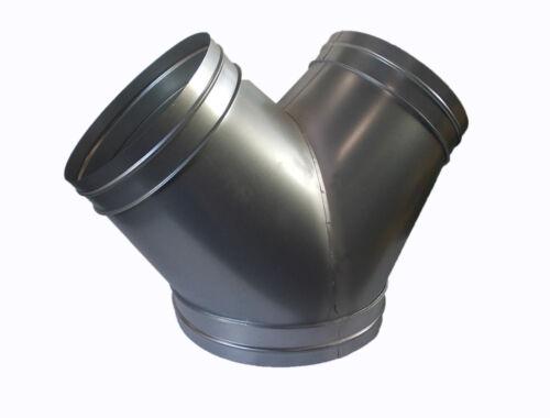 Wilms Hosenrohr für BV 265 zum Mehrfachanschluss von Warmluftschläuchen