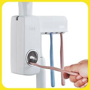 Dispensador de pasta dental Porta Exprimidor automático de pasta de dientes