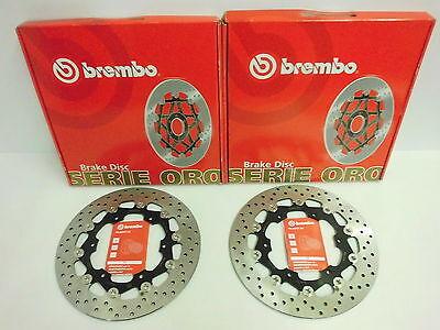 Brembo Bremsscheibe Bremse hinten Yamaha XJ 600 YZF R1 1000 RN01 RN04 YZF-R