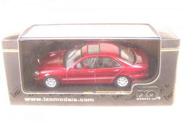 Mercedes-Benz Mercedes-Benz Mercedes-Benz S500 (W220) dunkelred metallic (2000) fe1c59