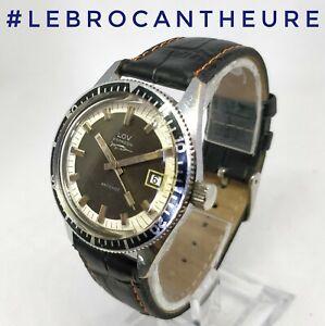LOV-Espadon-Superbe-Montre-Vintage-Ancienne-Calibre-mecanique-Fe-4601-circa-1975