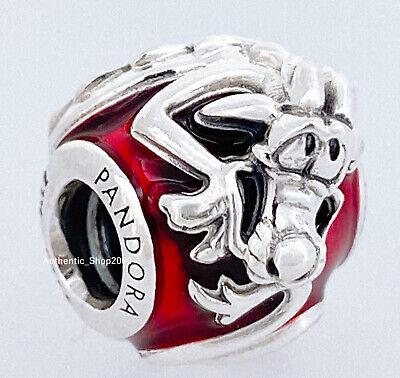 New 100% Authentic PANDORA Disney Mulan Mushu Chinese Dragon Charm  798632C01   eBay