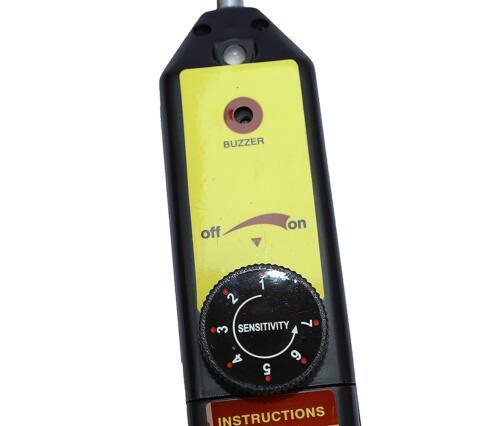 Refrigerant Halogen Leak Detector Tester R134a R410a R22a HFC CFC HVAC Checker
