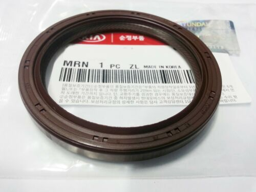 Engine Oil Pan /& Oil Seal 2P for Atos 01-08 Getz 05-10 Picanto 04-11 #2151002510