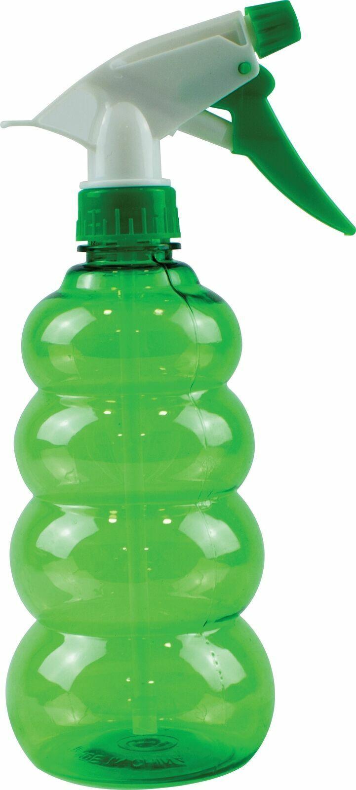 Spray Bottle 550ml Hair Cleaning Water Garden Salon Mist Jet Trigger Sprayer