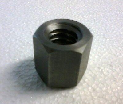 x1pce Hexagonal 10x2 Trapezoidal Steel Nut SKM10x2D CNC XYZ AXIS 3d Printer