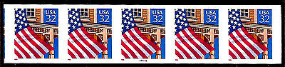 US #2915A ~ Plate #88898 // Mint-NH Plate Number Coil Strip of 5 [PNC-5]: 10X10