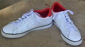 NIKE SWEET CLASSIC LEATHER MENS SNEAKERS -  318333-152 - Sz 12 - LOW TOP - 2012