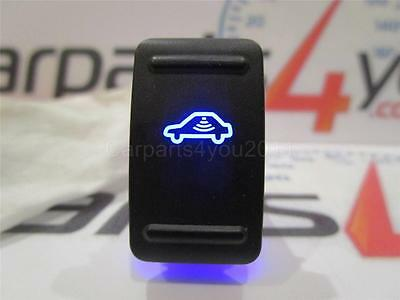 FORD FOCUS MK2 05-08 BLUE LED ALARM SWITCH BUTTON 4M5T-19H288-AA + FREE UK POST