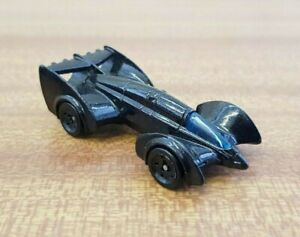 Hot-Wheels-Batman-Live-Bat-Mobile-Model-Toy-Car-Mattel-X1628-Hotwheels-Black