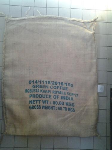 Juta coffee bag cafe 70 x 100 bag jute canvas christmas gifts choose design