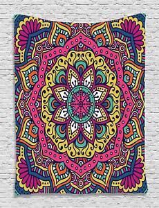 Ambesonne-Ethnic-Mandala-Tapestry-Geometric-Floral-Meditation-Psychedelic-40x6