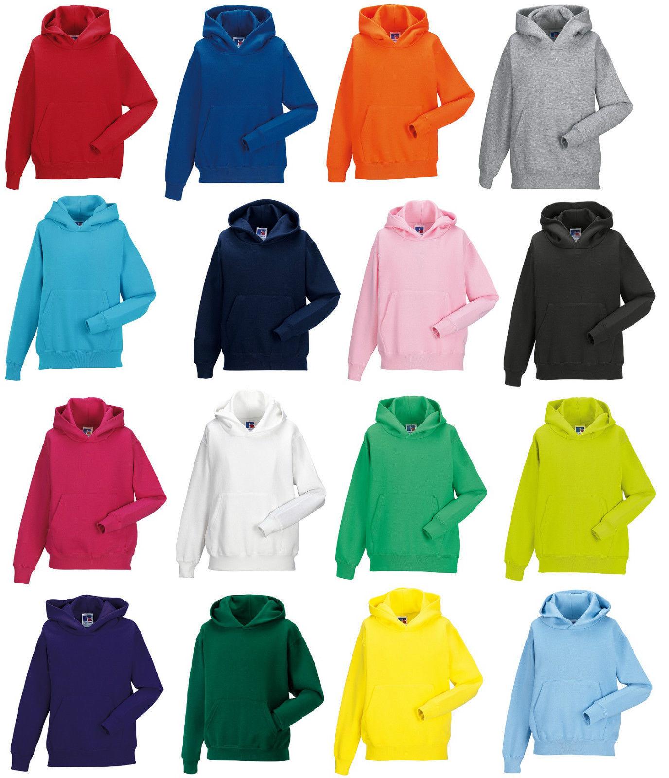 Russell School Girls Sweatshirt Cardigan