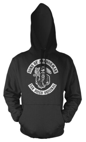 Sons Of Anchorman San Diego Grim Reaper Adult Hoodie