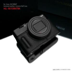 Gariz-HG-RX100M7BK-Genuine-Leather-Half-Case-for-Sony-RX100M7-VII-Black