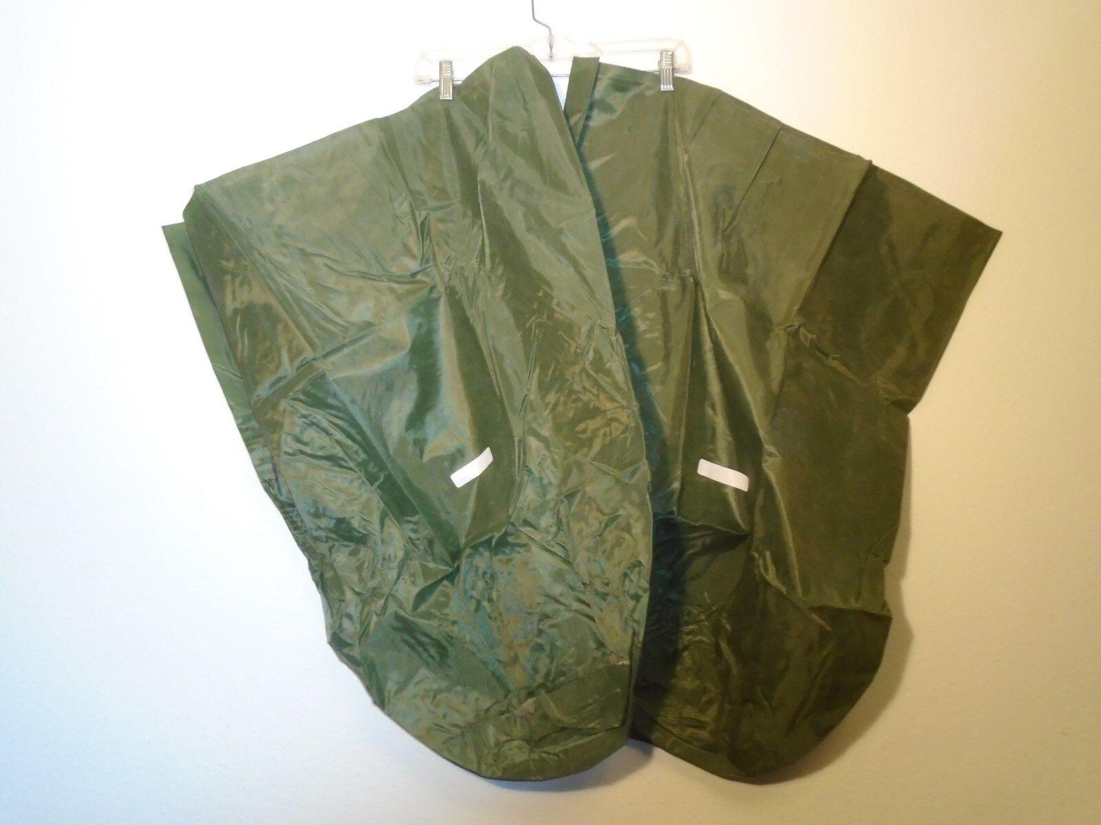 2 GENUINE USGI MILITARY SURPLUS WATER PROOF CLOTHING BARRACKS BAGS ALICE NEW