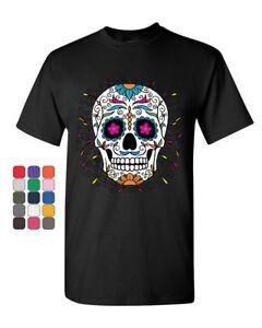 Floral-Sugar-Skull-Day-of-the-Dead-T-Shirt-Dia-de-los-Muertos-Tee