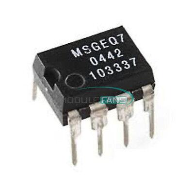 MSGEQ7 Band Graphic Equalizer IC MIXED DIP-8 MSGEQ7 IC