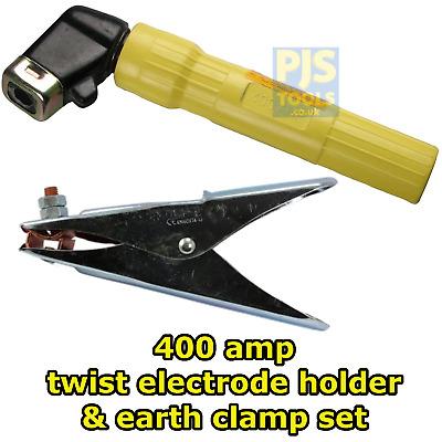 400amp heavy duty welders twist type electrode rod holder welding max 5mm