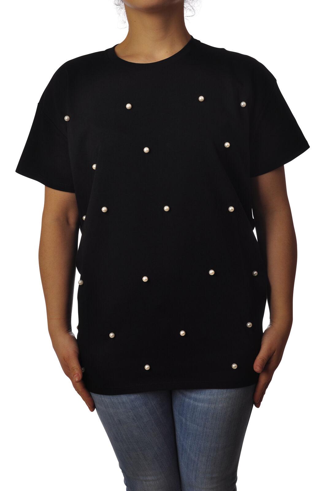 Gaëlle Paris - Topwear-T-shirts - Woman - schwarz - 5226513L184239