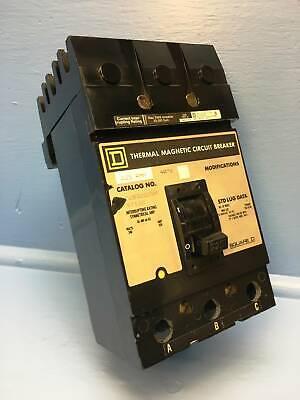 WARRANTY Square D Q2M32255700 3 Pole 225 Amp Main Circuit Breaker