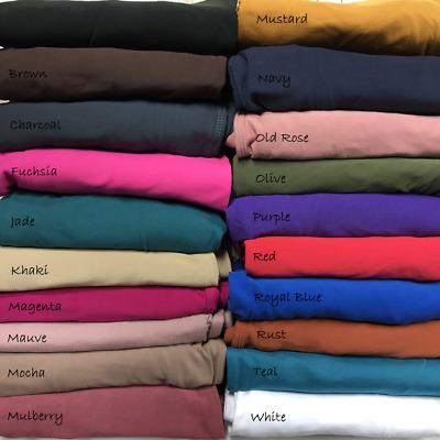 Solid Color Buttery Soft Leggings OS Plus S M L XL 20 Colors