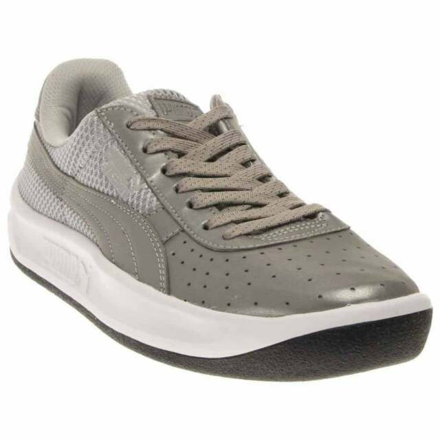 Puma GV Special Reflective Sneakers Casual Tennis  Sneakers Silver Mens - Size