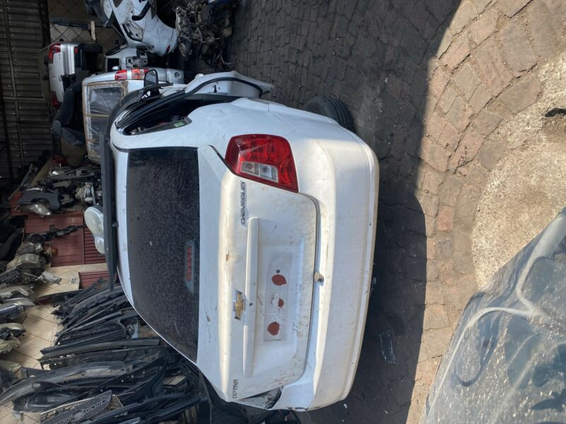 Chevrolet uptra stripping for parts