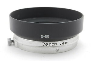 100% De Qualité [ Near Mint ] Canon Métal Capuchon S-50 De Japon