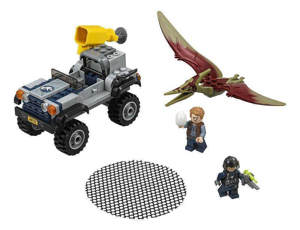 LEGO Jurassic World™ - Pteranodon Chase Park Kit Buildings