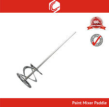 All-Purpose Metal Spiral Mixing Paddle Paint Mixer / Stirrer – Heavy Duty