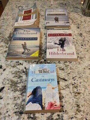Elin hilderbrand winter book series