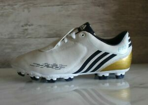 Details zu Adidas F10 I TRX FG White Soccer Cleats Tunit Style Football Shoes Size US 6