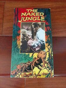 Amazon.com: Naked Jungle [VHS]: Charlton Heston, Eleanor