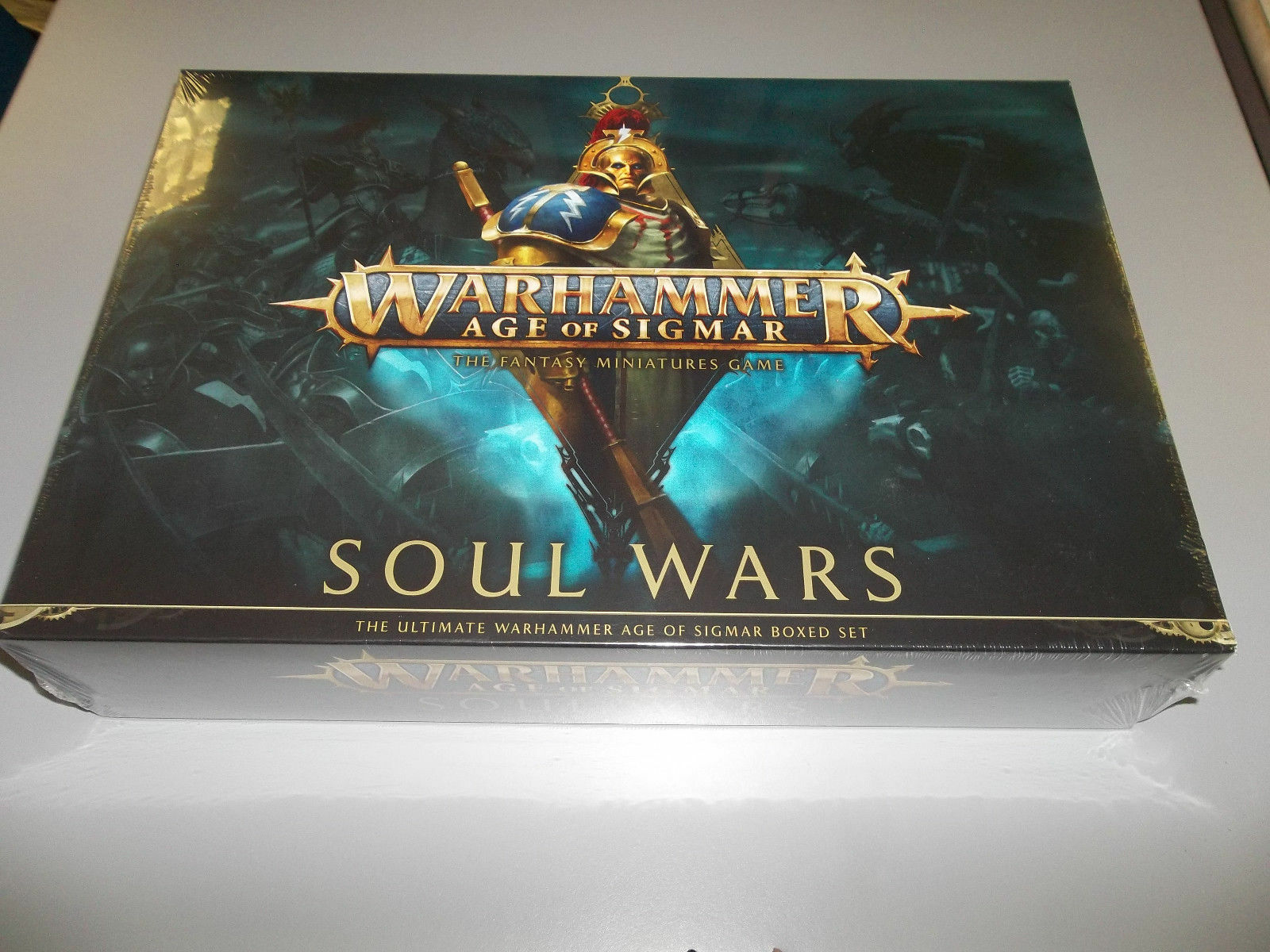 Games Workshop Warhammer Age of Sigmar 2nd Edition Soul Wars