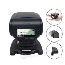 US Meike MK-320C TTL Manul Flash HSS Master Speedlite for Canon 550D 760D Camera