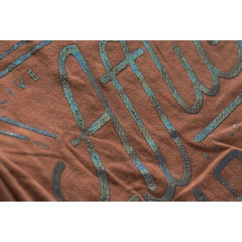 Affliction T-shirt AC Cali Motors marron T-shirts