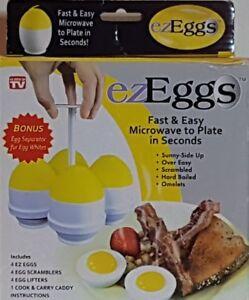 Image Is Loading Ez Eggs Egg Separator For Whites Ezeg