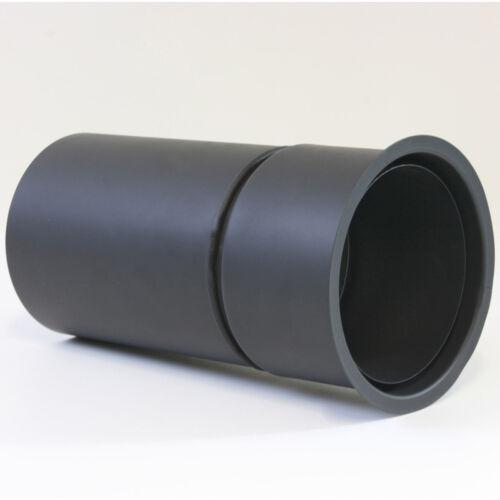 Doppelwandfutter Ø 120 mm mit 200 mm Verlängerung universal Kaminanschluss Kamin
