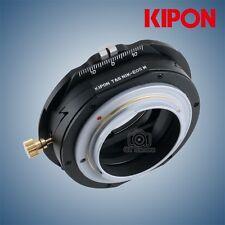 Kipon Tilt Shift Adapter for Nikon F mount to Canon EOS M Camera