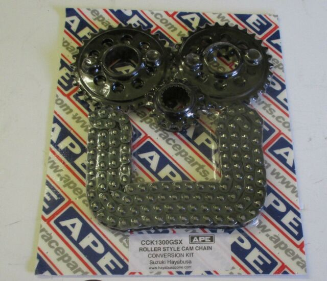 08-09 1300BK B-KING CAM TIMING CHAIN FITS 1999-2017 SUZUKI GSX 1300R HAYABUSA