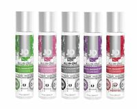 System Jo All-in-one Sensual Massage Glide 1 Oz - Select Flavor