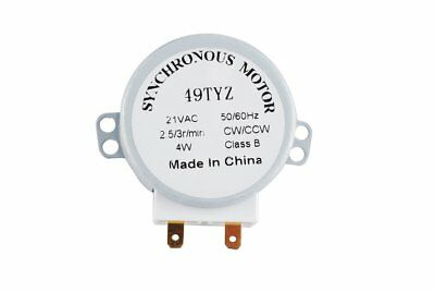 Wb26x10038 Turntable Motor Compatible