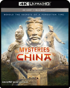 IMAX-Mysteries-of-China-2-Disc-With-Blu-ray-4K-ULTRA-HD-BLU-RAY-NEW