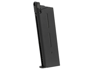 KJW 22 Round Magazine for KJW and TM compat 1911A1 Series Airsoft Gas Pistols