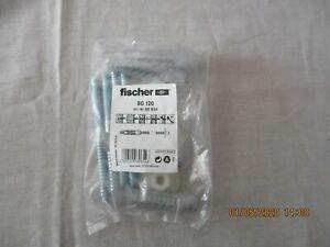 1 kit fixation pour ballon d'eau chaude chauffe-eau BO 120 FISCHER 8065      C8